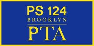 PS 124 PTA LOGO Horiztonal Crop