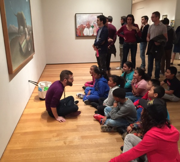 Art Class goes to MOMA